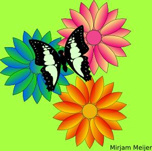 free vector Mirjam Meijer clip art