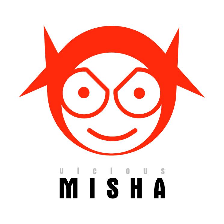 free vector Misha design