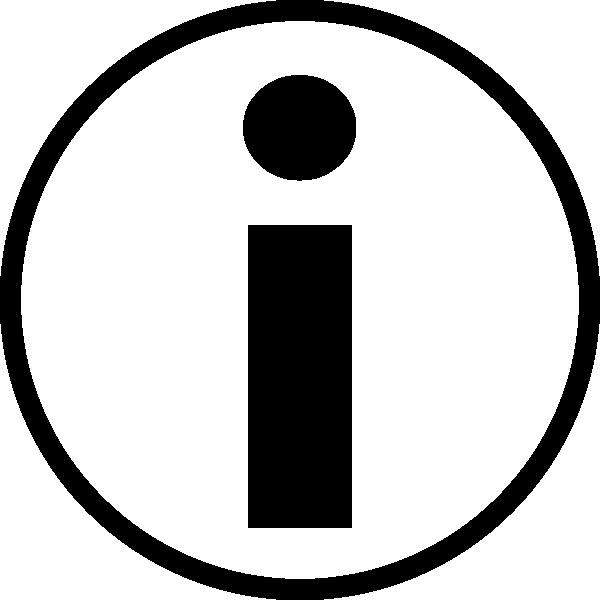 free vector Missiridia Universal Information Symbol clip art