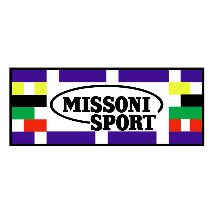 free vector Missoni sport
