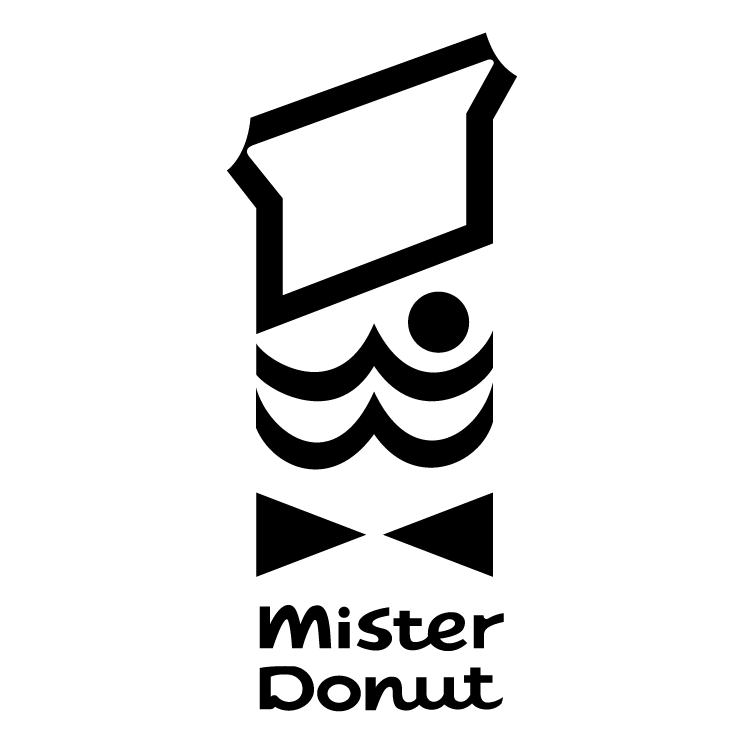 free vector Mister donut