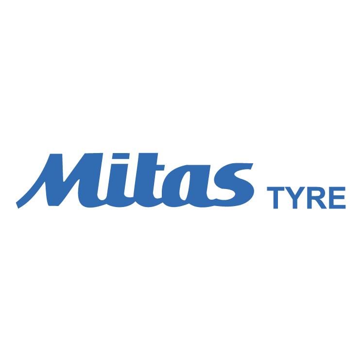 free vector Mitas tyre