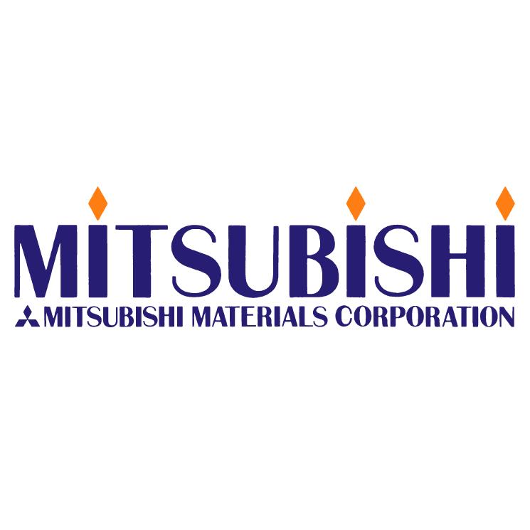 free vector Mitsubishi materials