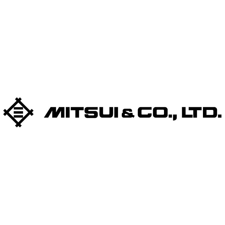 free vector Mitsui