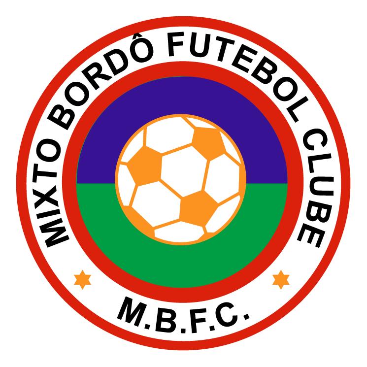 free vector Mixto bordo futebol clube de telemaco borba pr