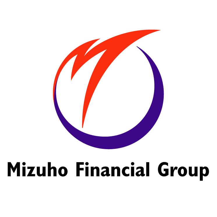 free vector Mizuho financial group