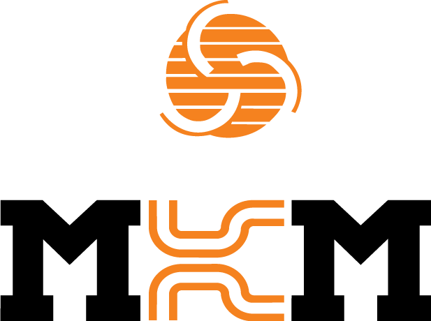 free vector MKM logo
