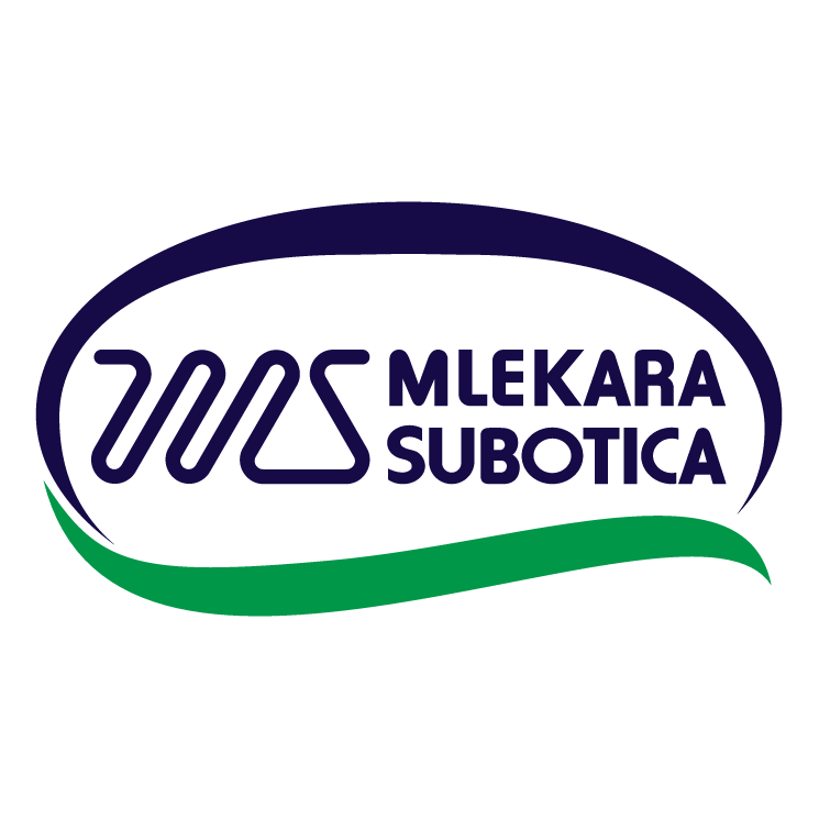 free vector Mlekara subotica