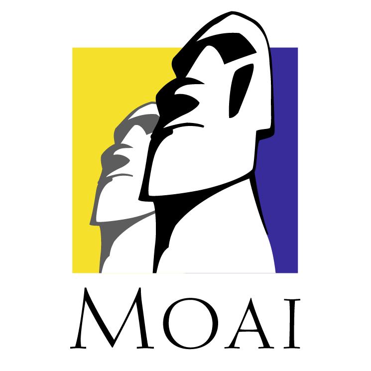 free vector Moai technologies