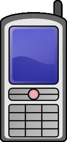 free vector Mobile Phone clip art