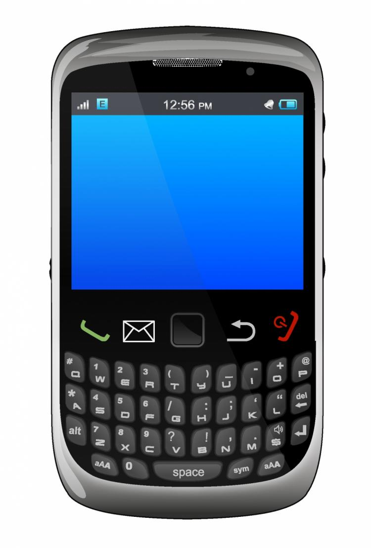 free vector Mobile phone