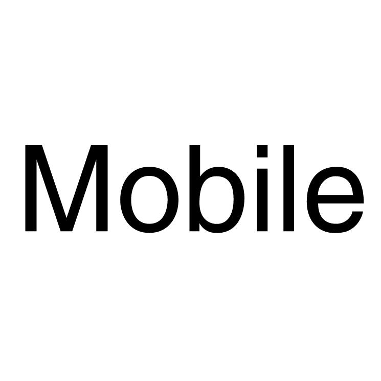 free vector Mobile