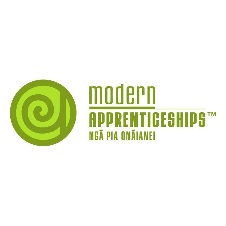 free vector Modern apprenticeships 0