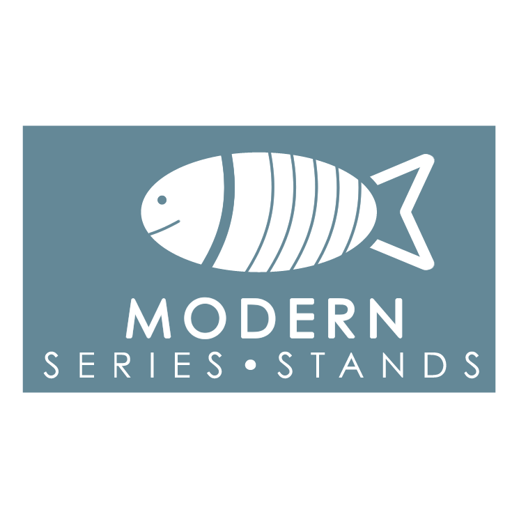 free vector Modern series stands