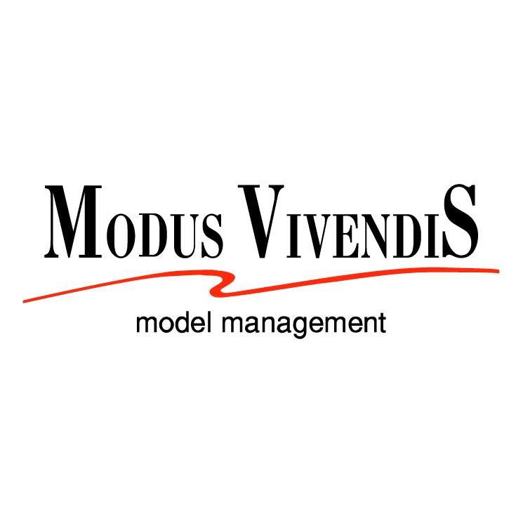 free vector Modus vivendis