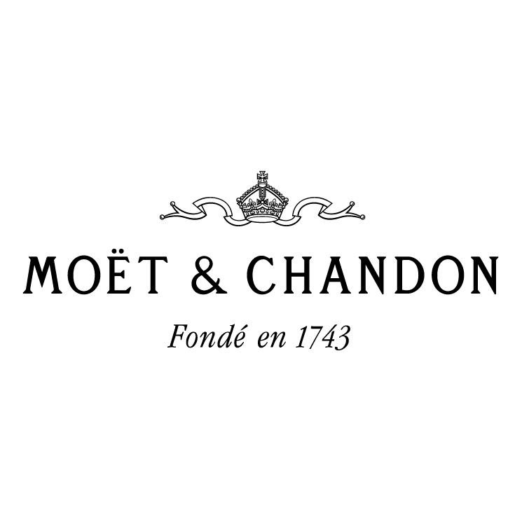 free vector Moet chandon