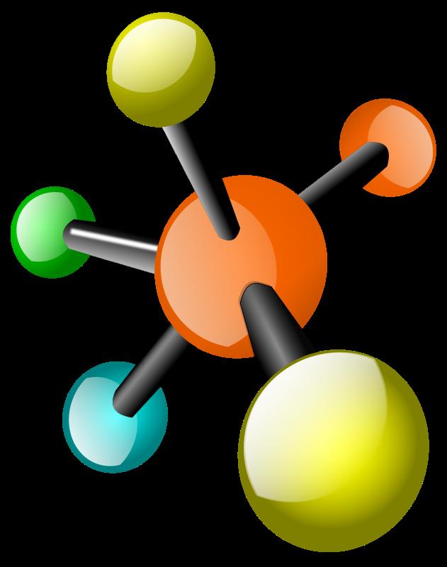 free vector Molecules