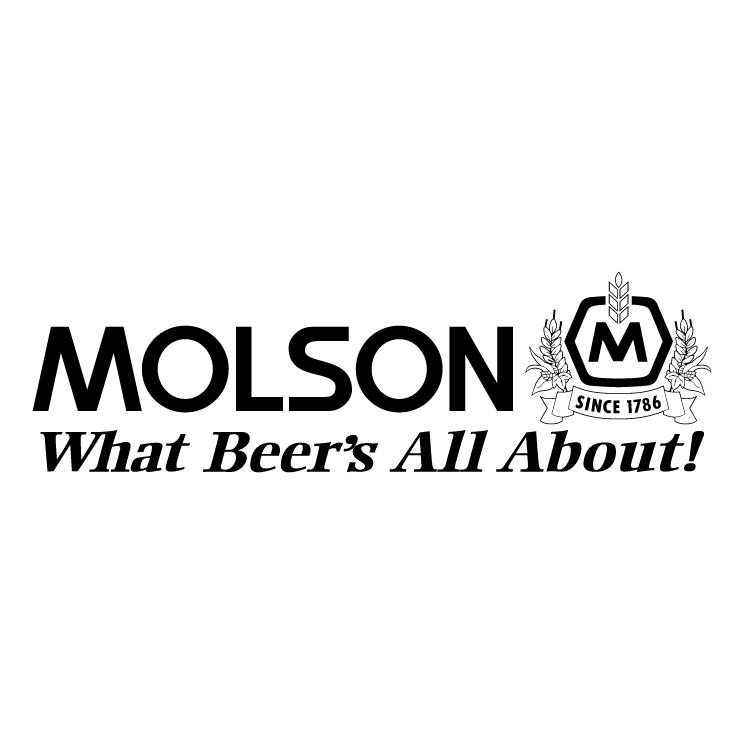 free vector Molson 1
