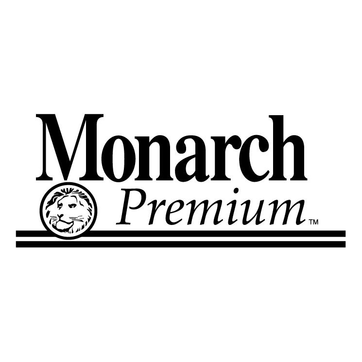 free vector Monarch premium