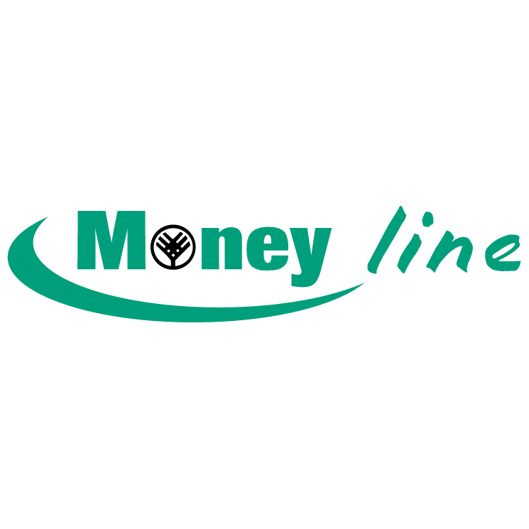 free vector Money line