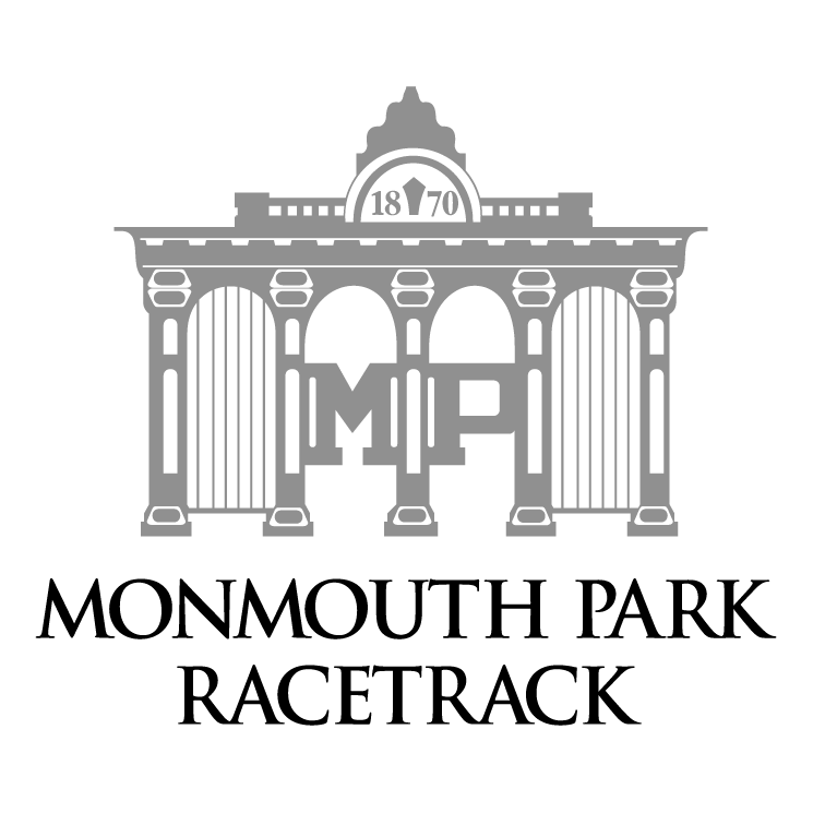 free vector Monmouth park racetrack