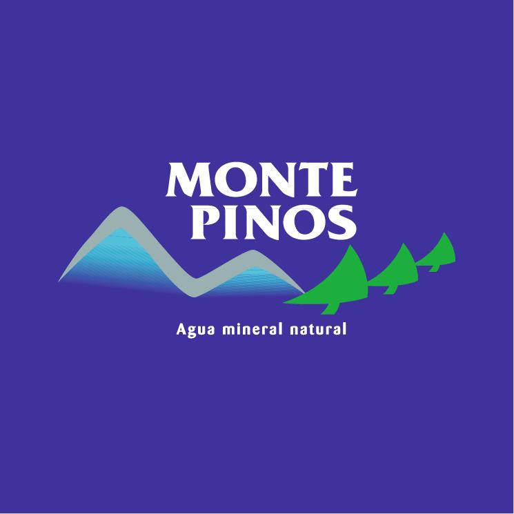 free vector Monte pinos