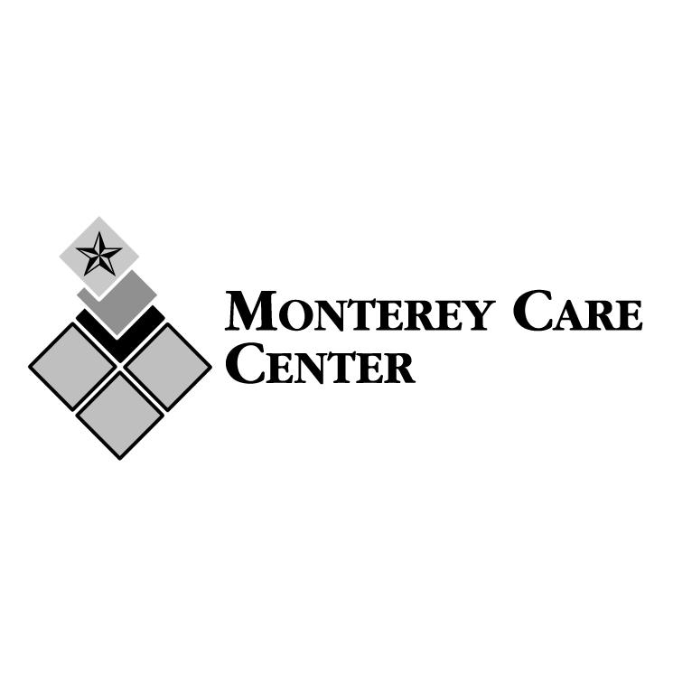 free vector Monterey care center