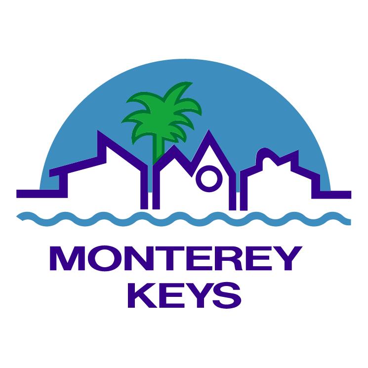 free vector Monterey keys
