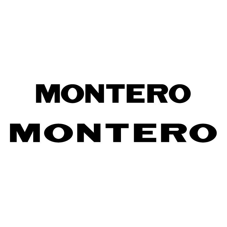 free vector Montero