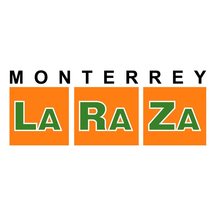 free vector Monterrey la raza