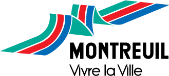 free vector Montreuil logo