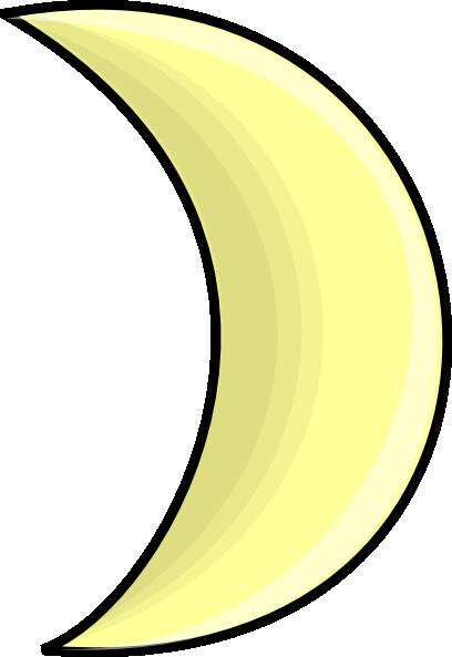 free vector Moon clip art