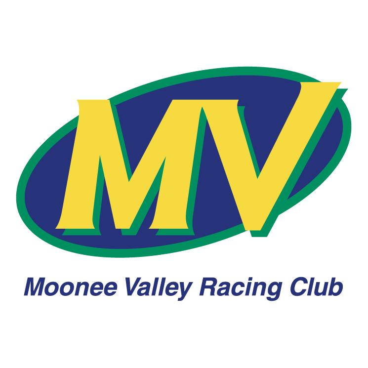 free vector Moonee valley race