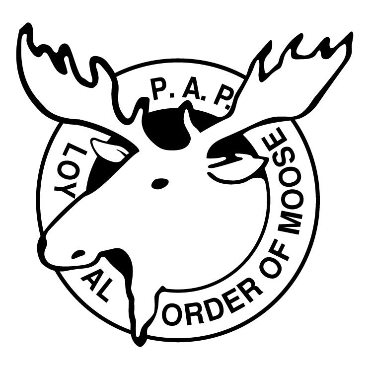 free vector Moose lodge