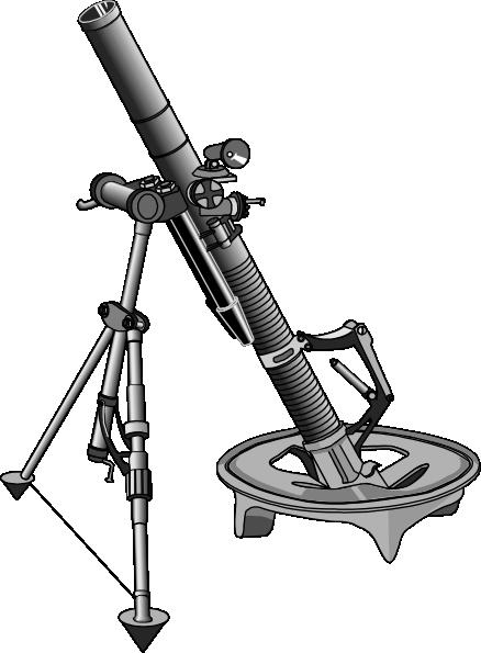 free vector Mortar clip art