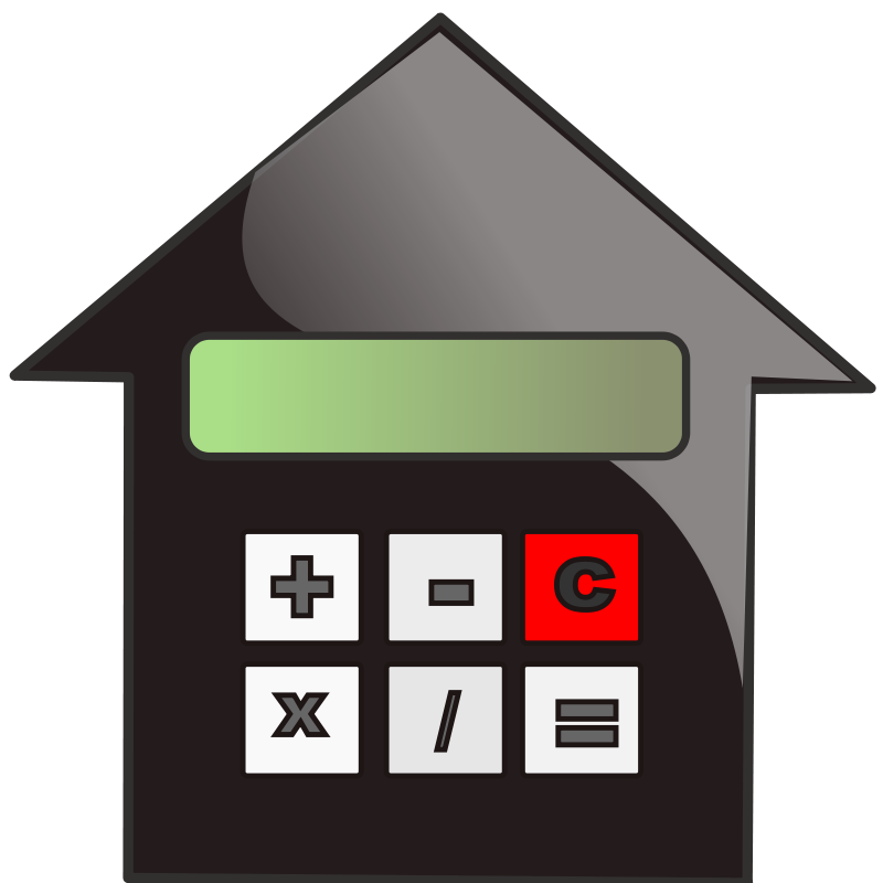 free vector mortgage calculator