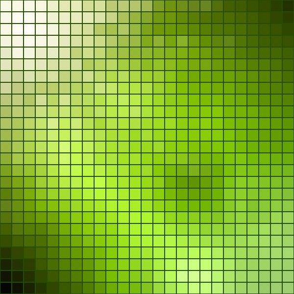 free vector Mosaic background vector
