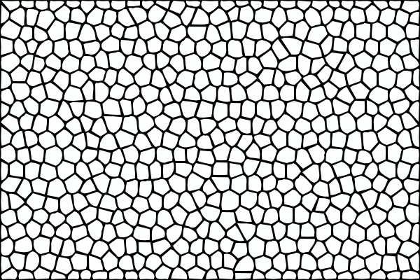 free vector Mosaic clip art