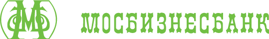 free vector MosBusinessBank logo