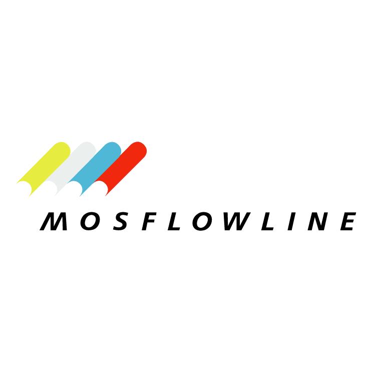 free vector Mosflowline