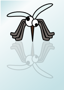 free vector Mosquito clip art
