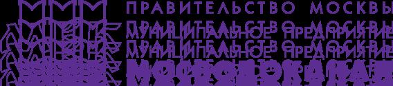 free vector Mosvodokanal logo