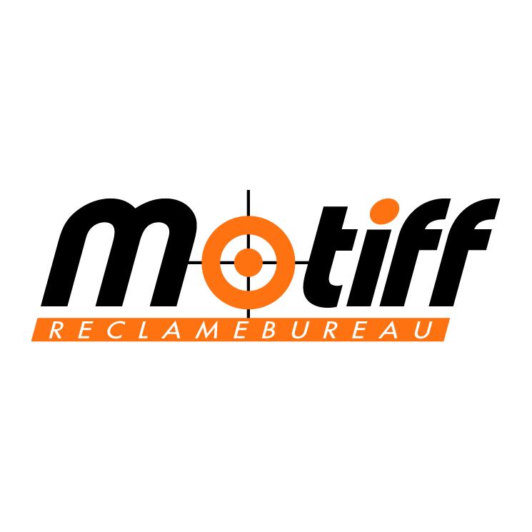 free vector Motiff reclamebureau