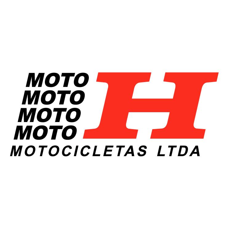 free vector Moto h motocicletas ltda