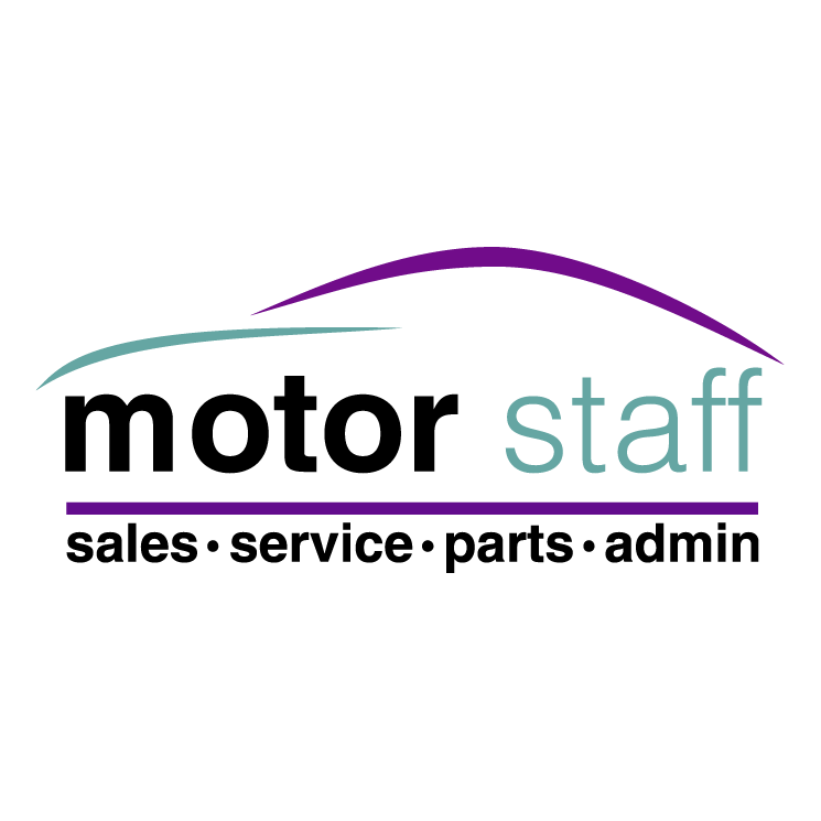 free vector Motor staff