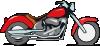 free vector Motorcycle clip art