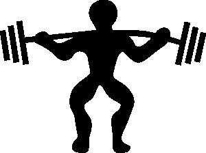 free vector Motudo Powerlifting clip art