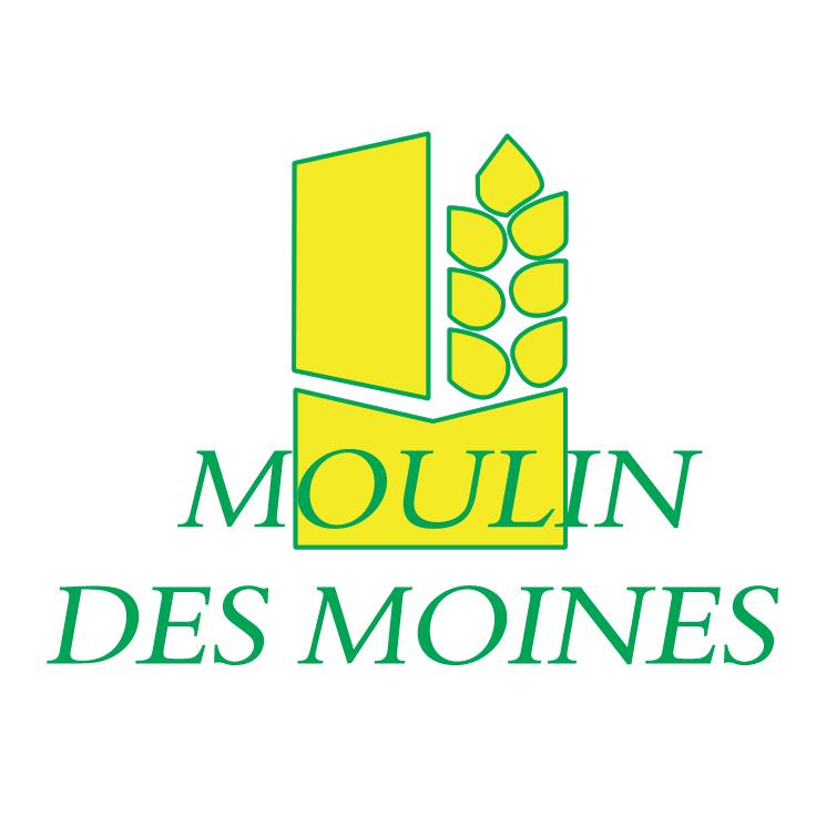 free vector Moulin des moines