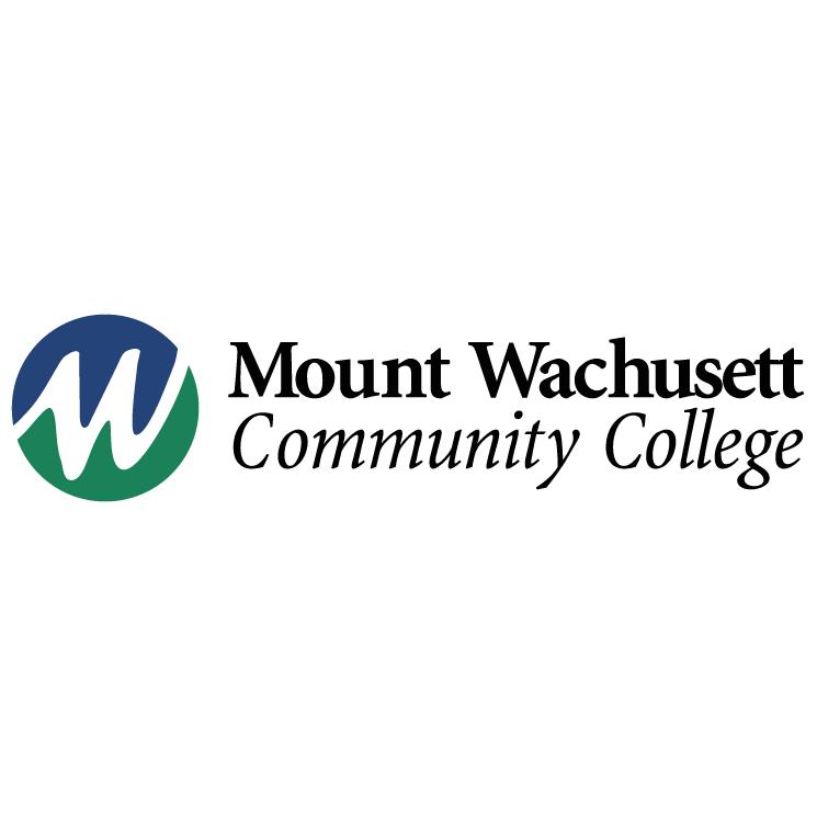 free vector Mount wachusett community college