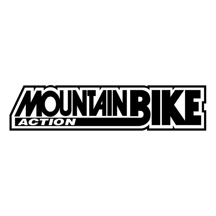 free vector Mountain bike
